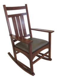 Image of Mission Rocking Chairs