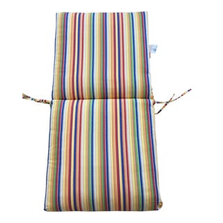 "Sunbrella ""Castanet Beach"" Chair Cushion (Five Available)"