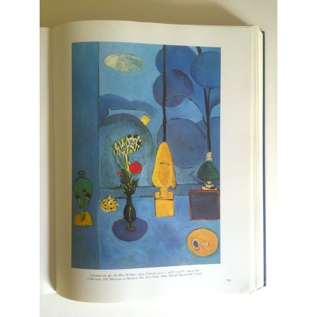 """"""" Matisse Retrospective """" Rare 1990 Iconic Oversized Volume Collector's Hardcover Art Book For Sale - Image 12 of 13"""