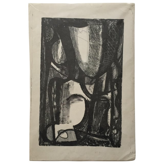 Untitled by Richard Ayer Print - Image 1 of 4