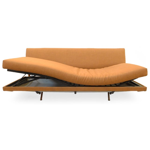Mid-Century Modern Sofa, Daybed, Lounge by Marco Zanuso for Airflex For Sale In Los Angeles - Image 6 of 7