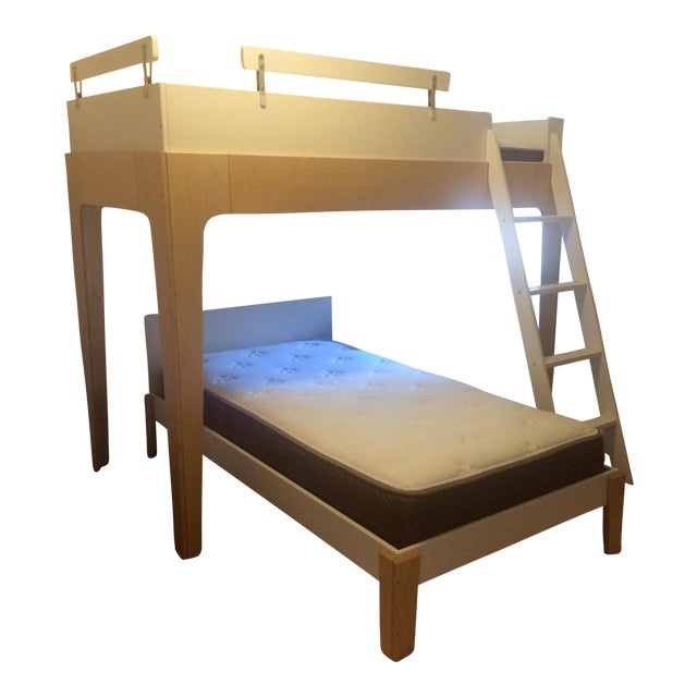 Perch Twin Bunk Bed by Oeuf For Sale