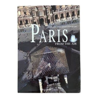 """1990's """"Paris From the Air"""" Book For Sale"""