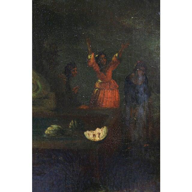 Flemish Oil on Canvas Capriccio by John Miel For Sale In Boston - Image 6 of 11