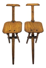 Image of Mexican Low Stools