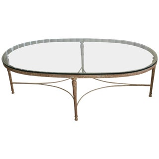 Vintage Minton-Spidell Oval Table For Sale