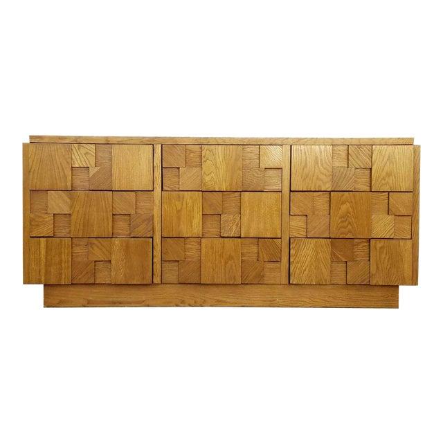 1970's Lane 9-Drawer Dresser - Image 1 of 7