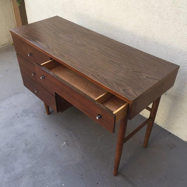 Mid-Century Atomic Desk - Image 4 of 7