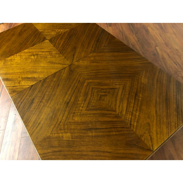 Maurice Villency Expandable Dining Table For Sale - Image 11 of 13
