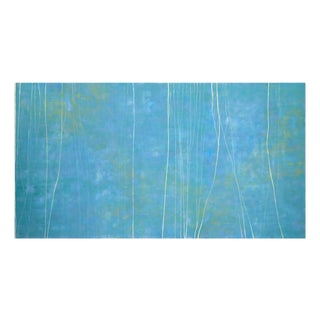 """Tracey Adams """"Teach Us to Sit Still"""", Painting For Sale"""