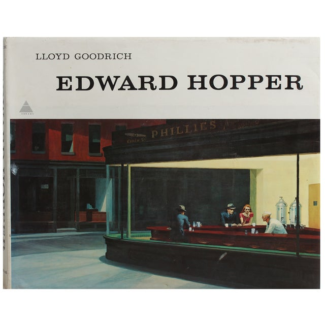 'Edward Hopper' Coffee Table Book For Sale