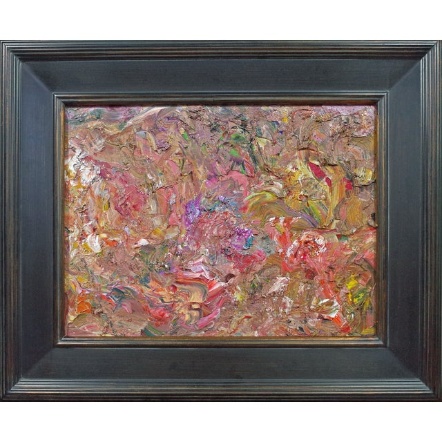 """Garden"" Original Painting - Image 2 of 4"