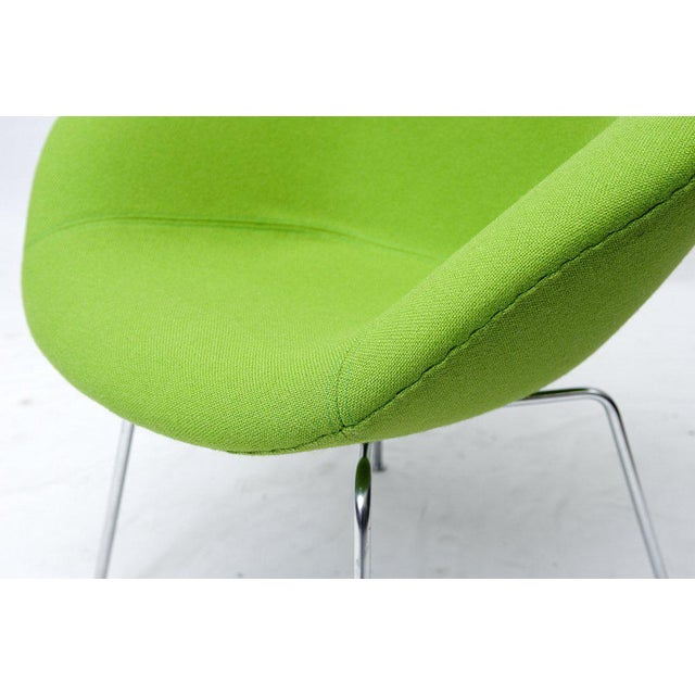 Arne Jacobsen Pot Chair For Sale - Image 5 of 6