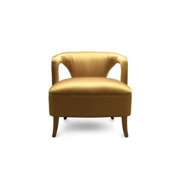 Karoo Armchair From Covet Paris For Sale - Image 4 of 4