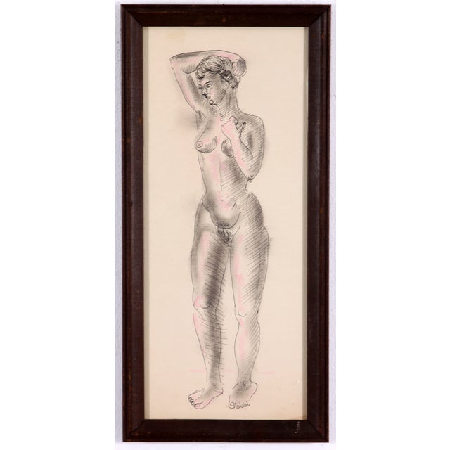 Nude Sketch - Image 1 of 5