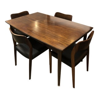 Danish Rosewood Dining Set For Sale