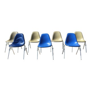 Eames for Hermann Miller Chairs- Set of 7