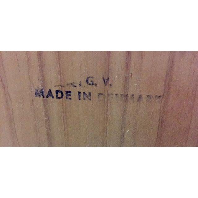 "G. V. Gasvig Danish Teak ""Secret"" Secretary Dresser - Image 10 of 11"