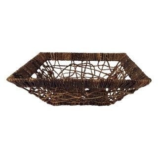 Square Art Basket