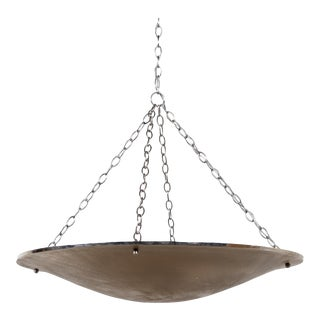New Modern Cast Aluminum Lawrence Pendant For Sale