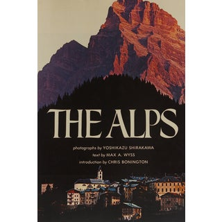 The Alps by Max A. Wyss