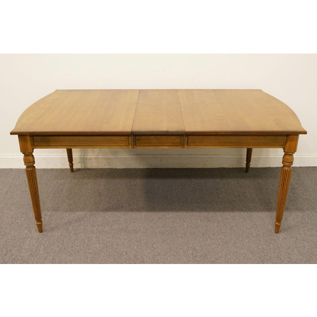 Late 20th Century 20th Century Italian Neoclassical Tuscan Dining Table For Sale - Image 5 of 12