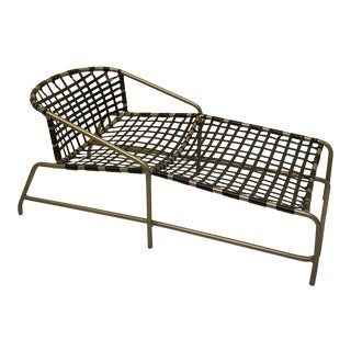 Brown Jordan Kantan Chaise Lounge Chair For Sale