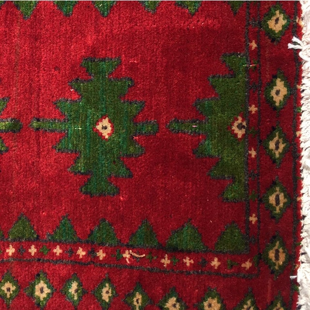 Turkaman Persian Rug - 2′ × 2′8″ - Image 5 of 10