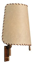 Image of Leather Sconces and Wall Lamps