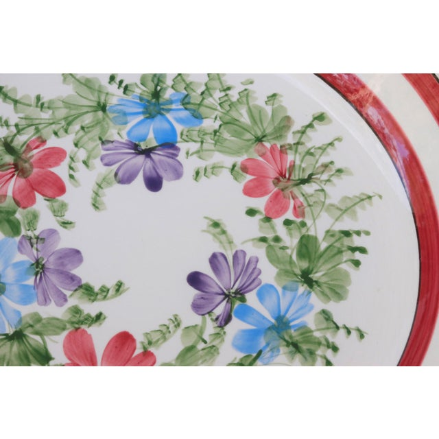 Gary Valenti Italian Ceramic Bowls, a Pair For Sale In Boston - Image 6 of 8