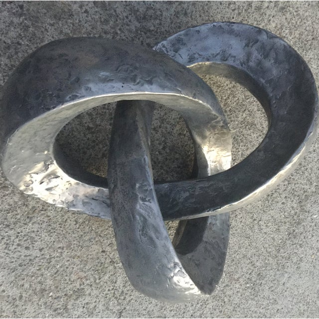 Möbius Knot Table Base For Sale - Image 5 of 7