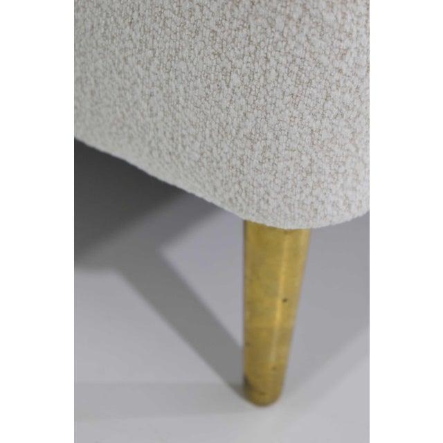 Edward Wormley for Dunbar Short Sofa Model 5406 For Sale In Dallas - Image 6 of 13