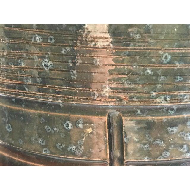 Mid-Century Italian Sgraffito Vase - Image 4 of 6