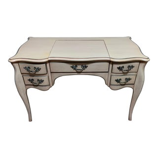 Karges Vanity Dressing Table - a Pair For Sale
