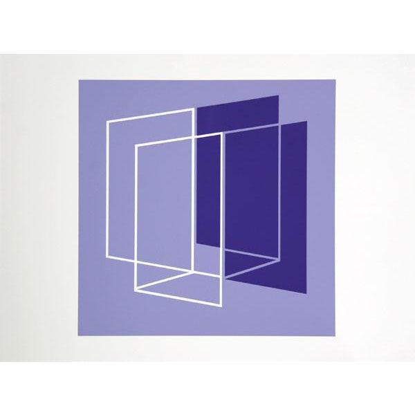 Artist: Josef Albers Portfolio: Formulation: Articulation (Double Portfolio) Title: Portfolio 1, Folder 26, Image 1 Year:...
