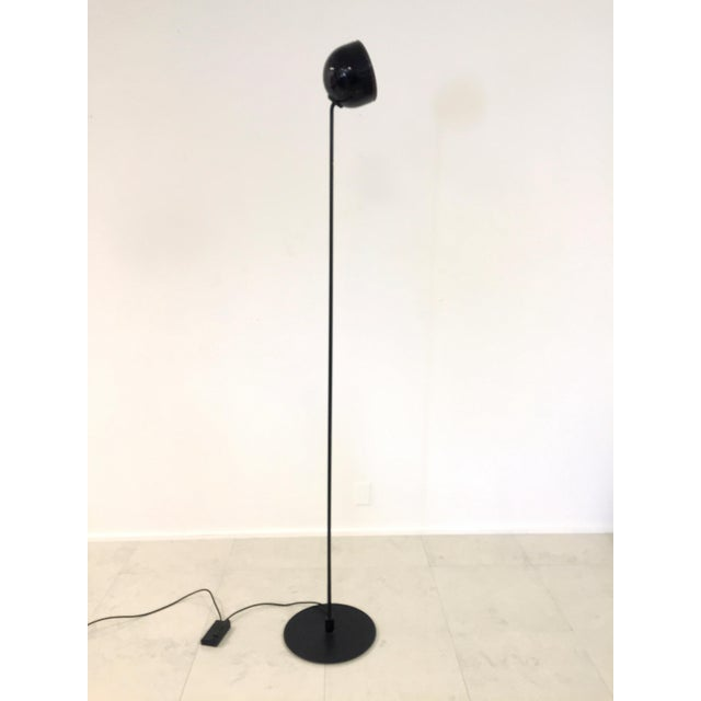 This is an amazing and rarely found floor lamp by Italian Relux. The lamp is in excellent working condition, having a...