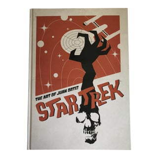 Vintage Star Trek Art Book