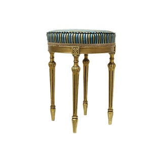 Antique French Vanity Stool