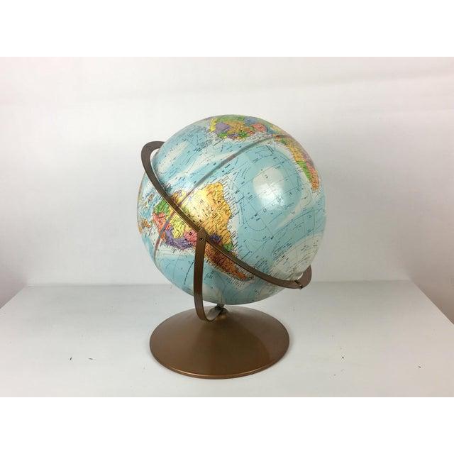 Vintage Globemaster Legend World Globe - Image 2 of 8