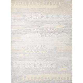 Schumacher Pernilla Hand-Woven Area Rug, Patterson Flynn Martin For Sale