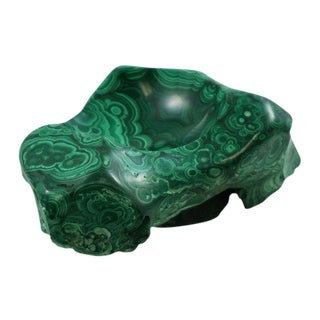 Malachite Bowl