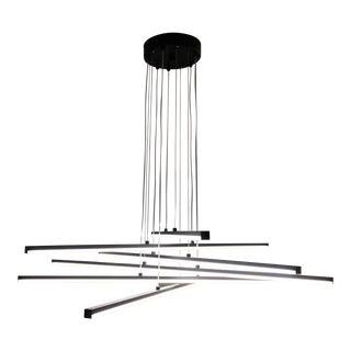 Sonneman Modern 6 Stix LED Pendant Light