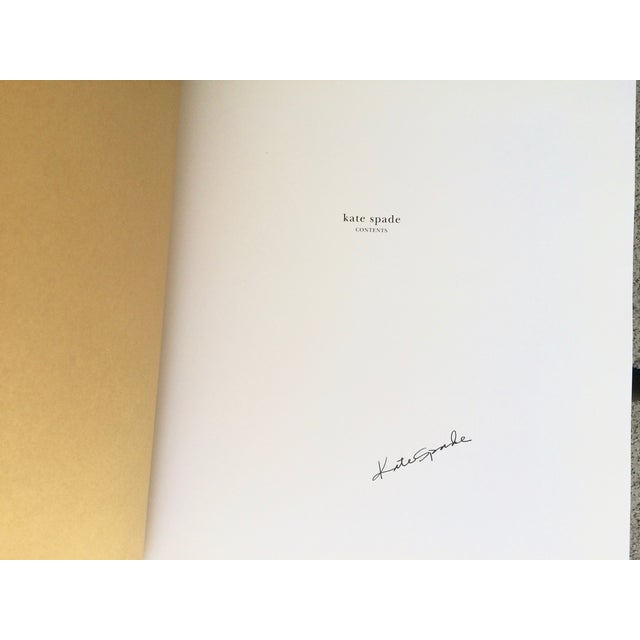 """Kate Spade """"Contents"""" Book - Image 4 of 6"""