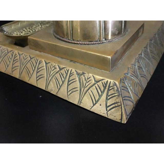 Art Deco Antique Art Deco Desk Set For Sale - Image 3 of 8