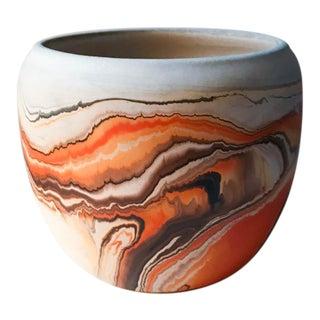 Vintage Nemadji Pottery - Signed