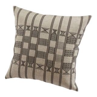 Minna Handwoven Pillow For Sale