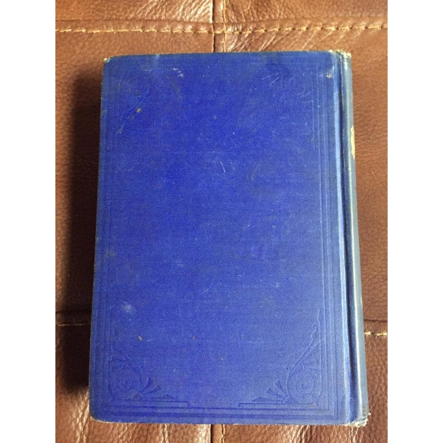 Late 1800s Decorum Treatise On Etiquette And Dress Book For Sale - Image 10 of 11
