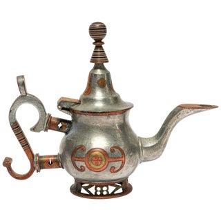 Mid-20th Century Tuareg Teapot, Mauritania Africa For Sale