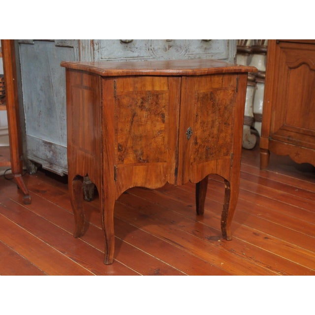 Petit Louis XV Cabinet For Sale - Image 12 of 12