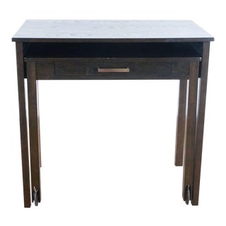 Contemporary West Elm 3-Tier Stacking Writing Desk For Sale